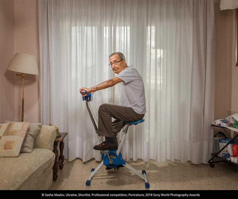 <div>© Sasha Maslov, Ucrania, Shortlist, Profesional competition, Retrato, 2018 Sony World Photography Awards.</div>