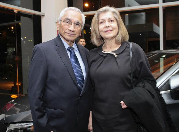 Sergio Amaya y Pastora Correa.