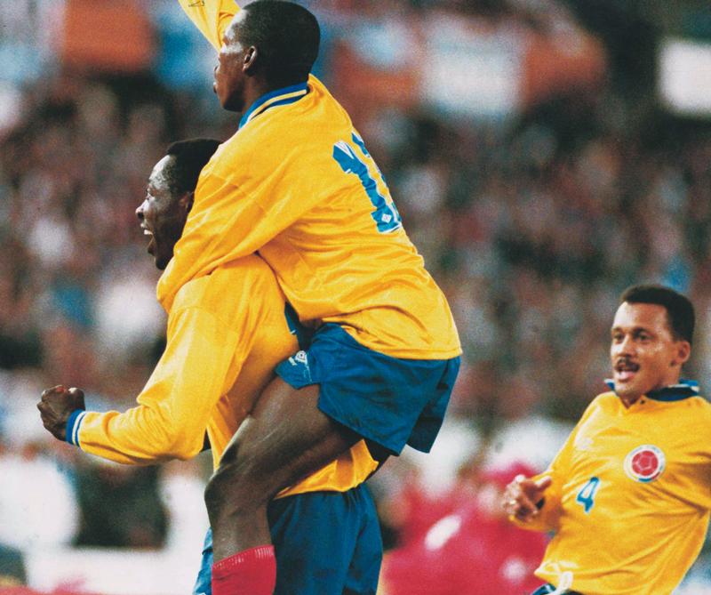 Colombia ha clasificado a 6 de los 20 mundiales de fútbol. Conozca aquí la historia de su participación hasta 2006.