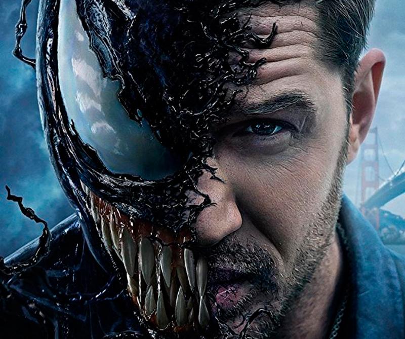 Sony reveló el tráiler final de la película sobre el antihéroe de Marvel que tiene a Tom Hardy como protagonista.