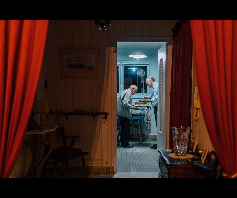Categoría Food for the Family Ganador: 'Family Dinner' de Guillaume Flandre (Reino Unido)