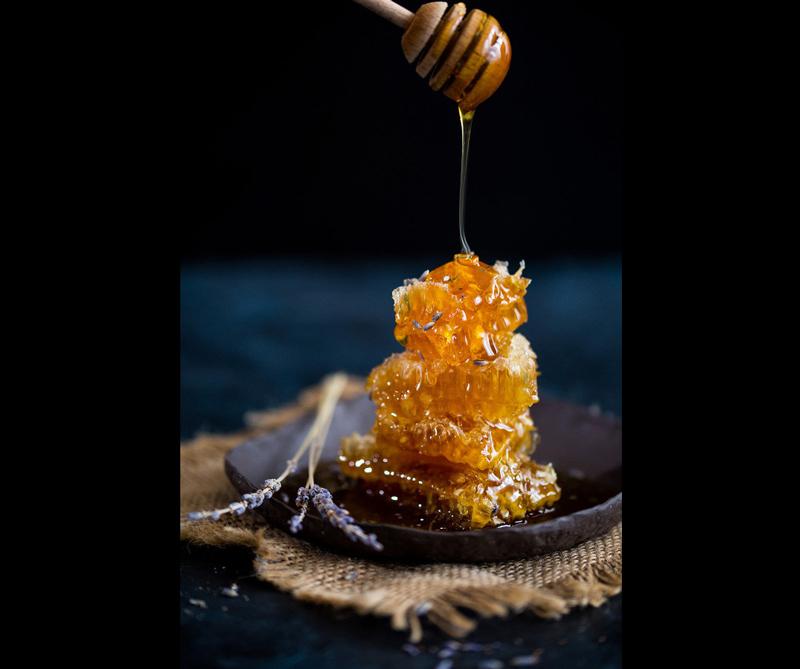 Categoría Food Bloggers Ganador: 'Honeycomb' de Aniko Lueff (Reino Unido)