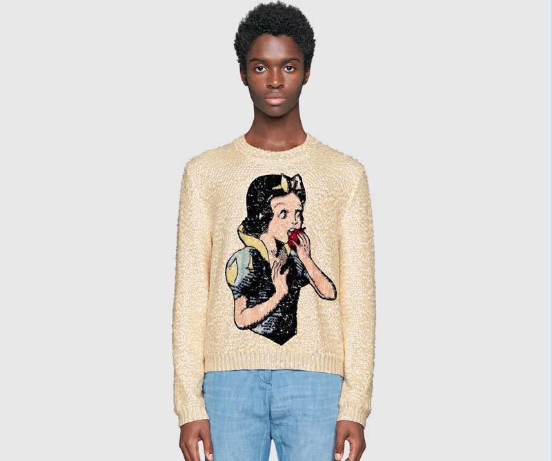 ed210ad62 Las caricaturas inspiran la nueva colección de Gucci