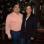 Jhon Ureña y Consuelo Ceballos