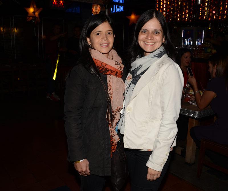 Lorena Martínez y Paola Martínez