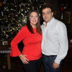 Mariana Boza y Fabian Alfaro
