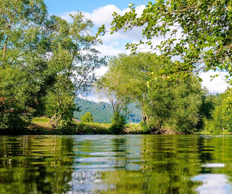 dónde nacen los ríos de colombia