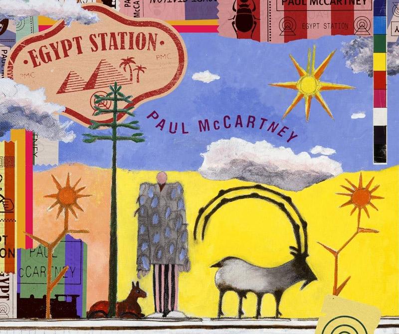 Sir Paul McCartney es número uno en ventas en Estados Unidos por primera vez desde 1982 con el álbum 'Tug of war'.