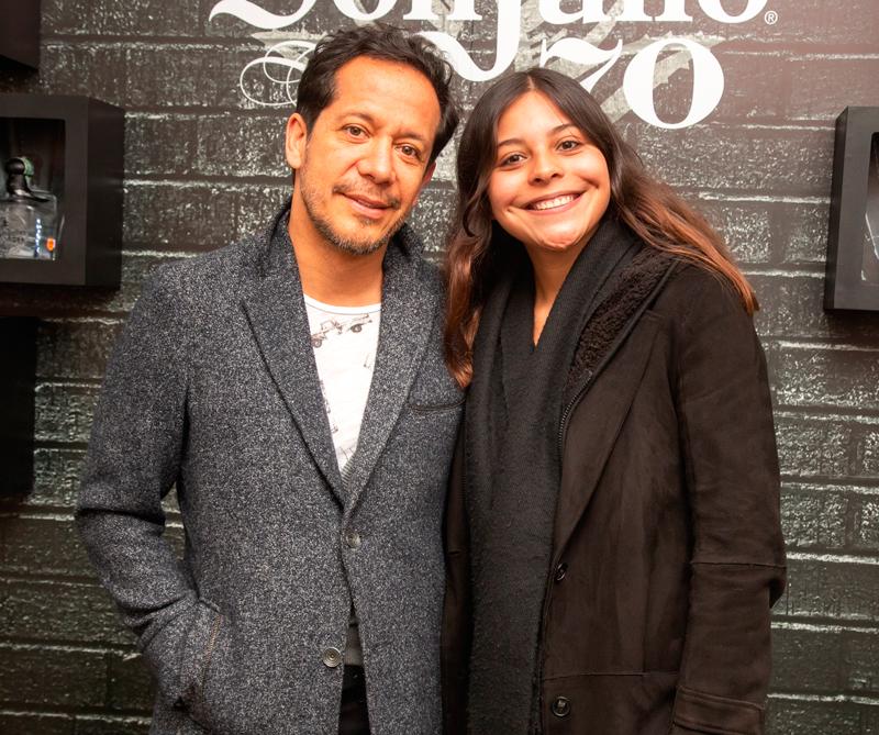 Ricardo Pava y Paola Villamil