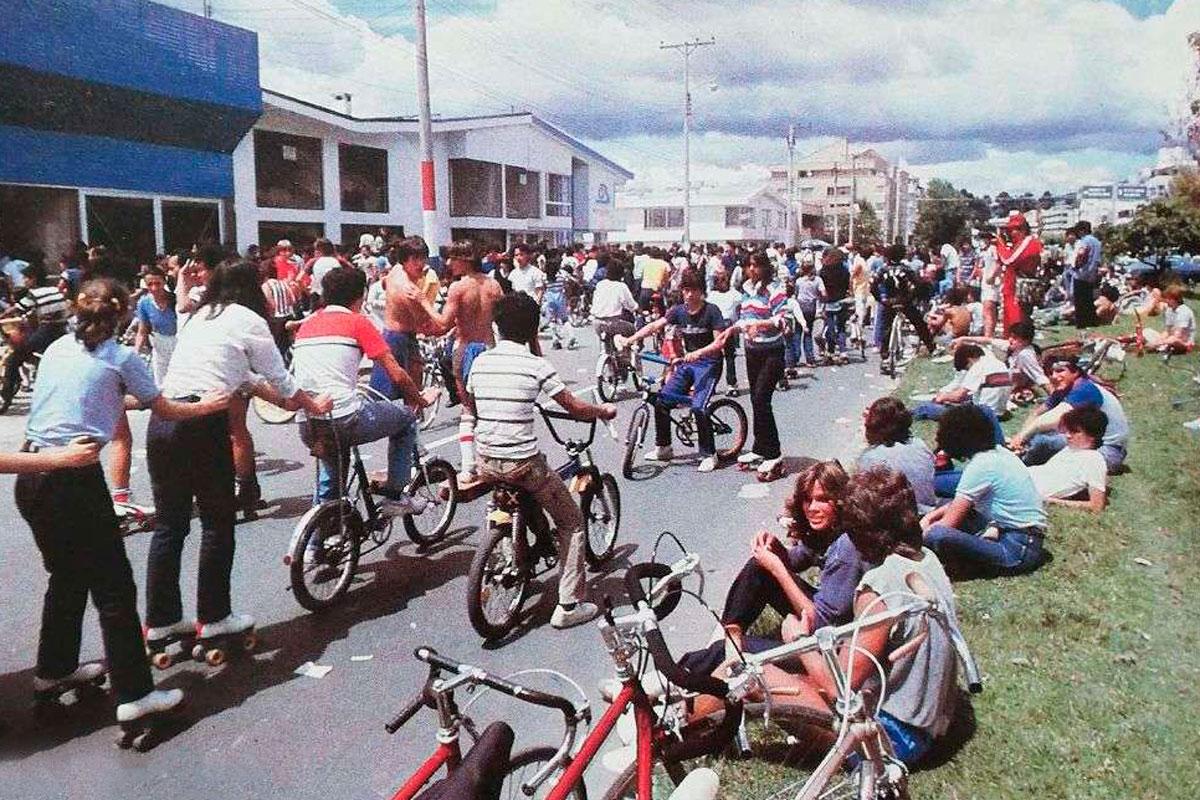 15 fotos que demuestran que la ciclovía es la playa de los bogotanos