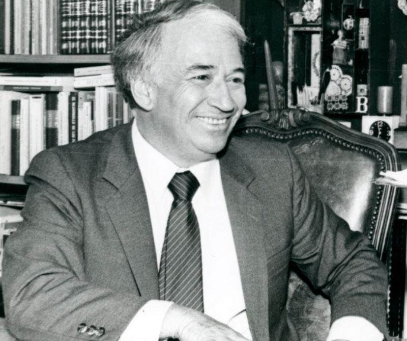 Falleció el señor expresidente BELISARIO BETANCUR CUARTAS