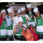 De izquierda a derecha: Lina Stella, Inés Gaviria, Catalina Alba, Jorge Enrique Bedoya, Jens Mesa Dishington, Camila Cruz. Abajo: María Ximena Quinilla