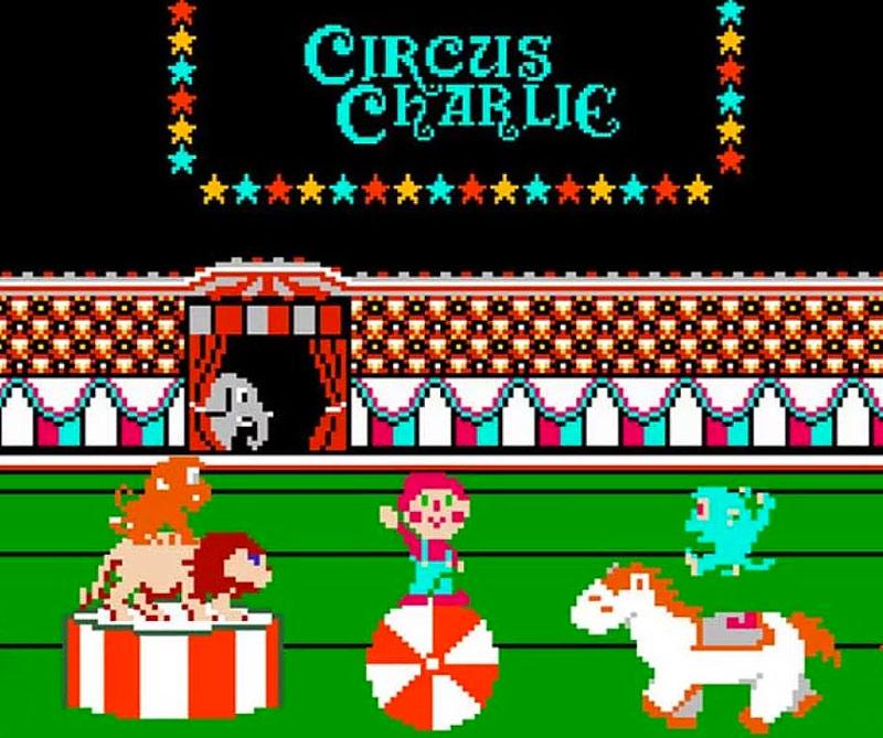 Resultado de imagen para Circus Charlie