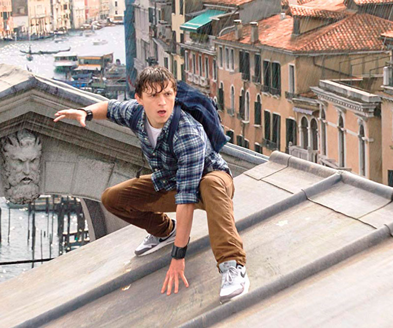 Vea el sorpresivo tráiler de Spider-Man: Far From Home