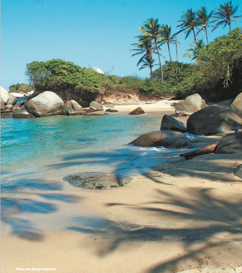 Playa del Tayrona