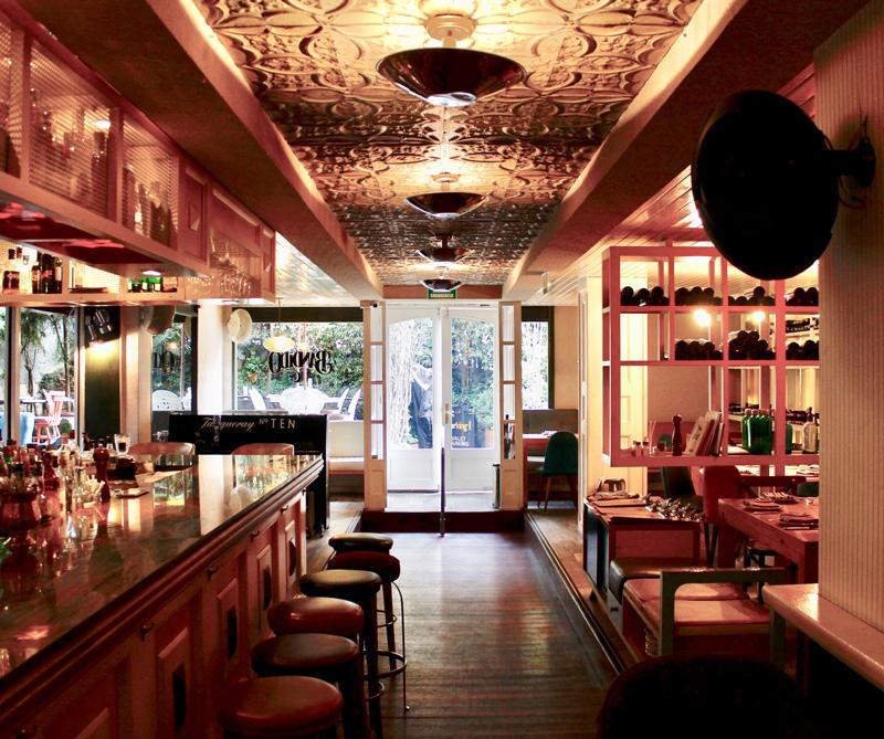 En El Bandido nada se deja al azar. su menú y su ambiente están pensados cuidadosamente para ofrecer una experiencia única a sus clientes. Una opción perfecta para los que prefieren la cocina francesa.