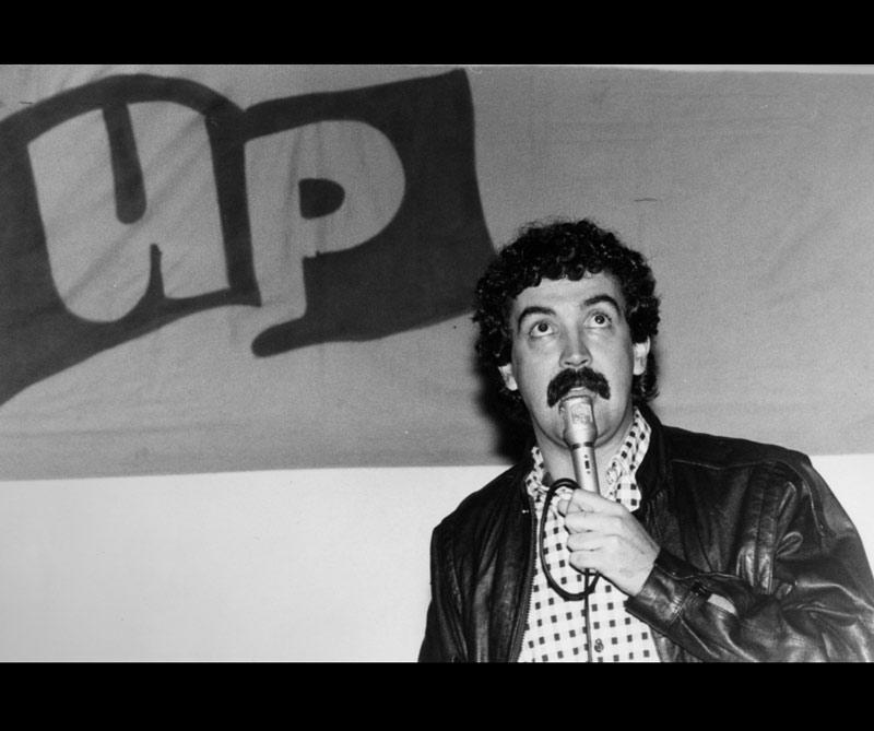 Este importante dirigente agrario del Urabá antioqueño tenía fuertes aspiraciones a la presidencia de Colombia en la década del 90. ¿Qué sería del país si hubiese llegado a la Casa de Nariño?