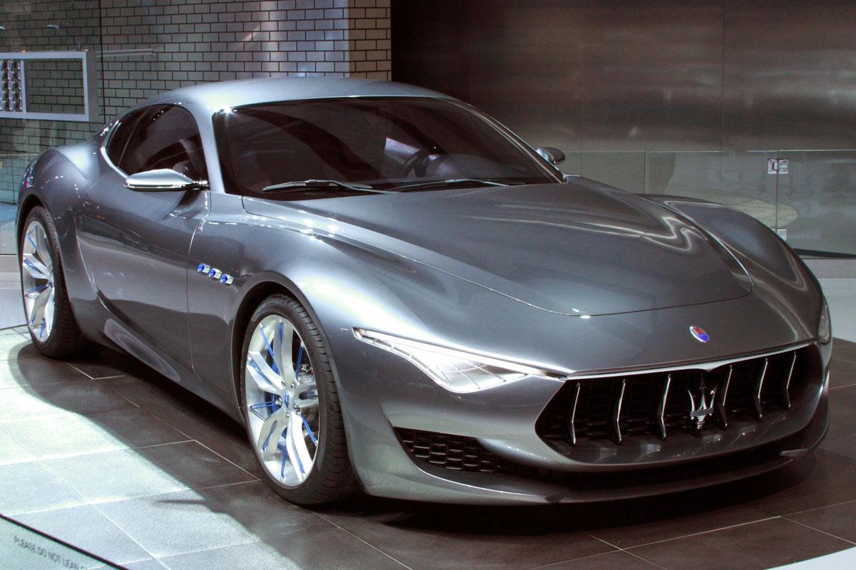 Alfieri Maserati