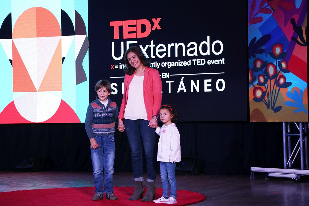 Catalina Suescún en TEDx