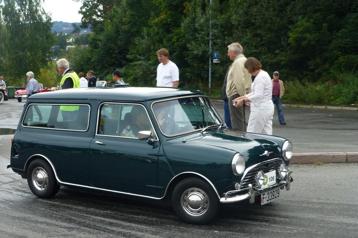 Mini 1956