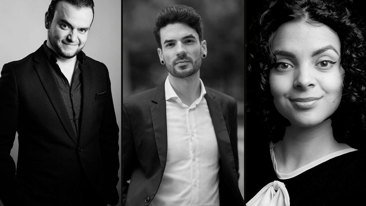 3 Jóvenes Colombianos Cantantes De ópera Que Triunfan En El Mundo