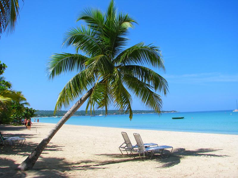 playas en Jamaica