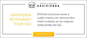 Restaurant Tour Cali