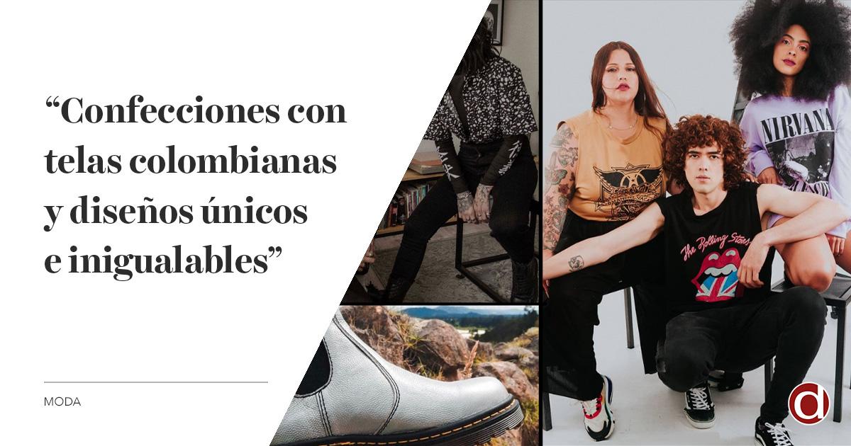 Siete tiendas colombianas de ropa alternativa que debe conocer