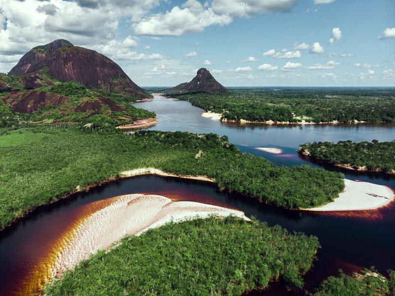 Los lugares más bellos de Colombia