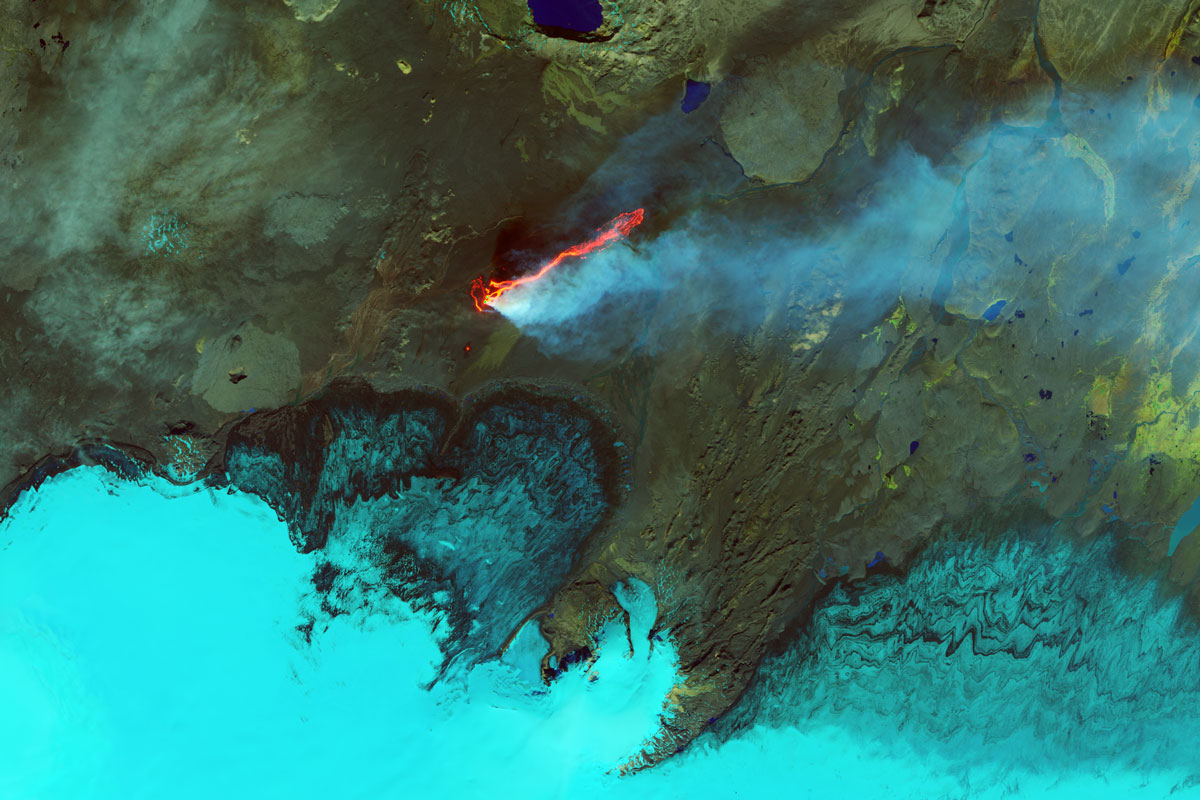 Lava Islandia
