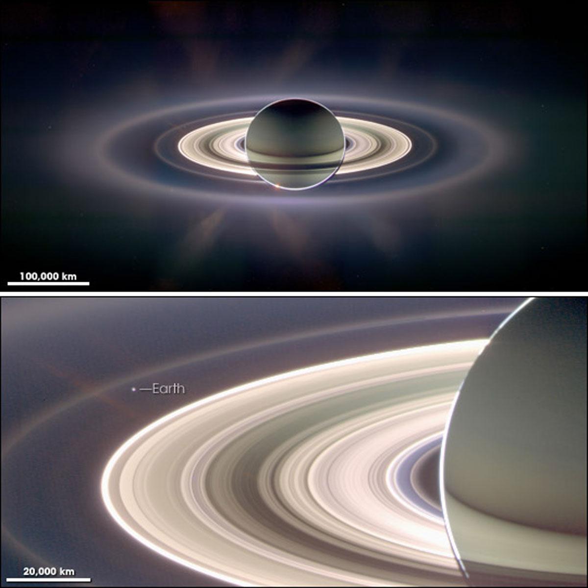 espacio Saturno