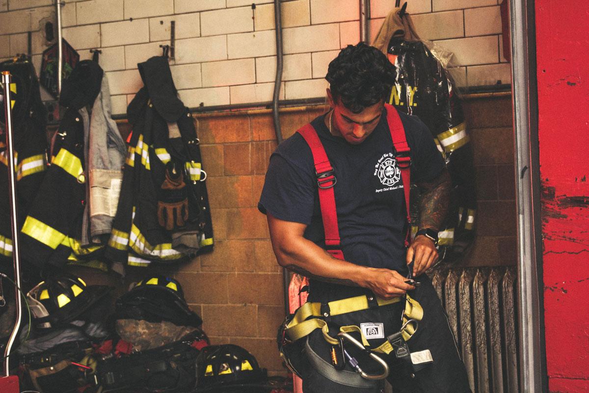 New York Fireman