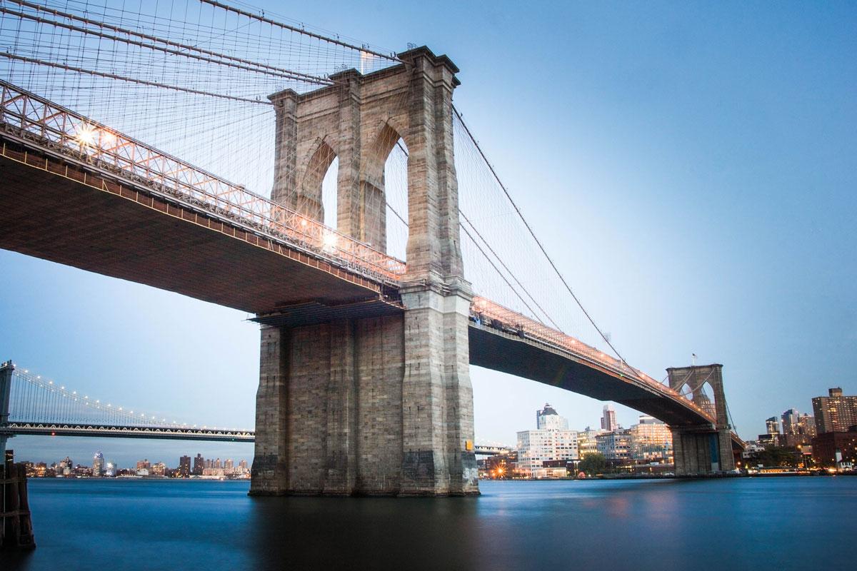 Brooklyn bridge, Nueva York