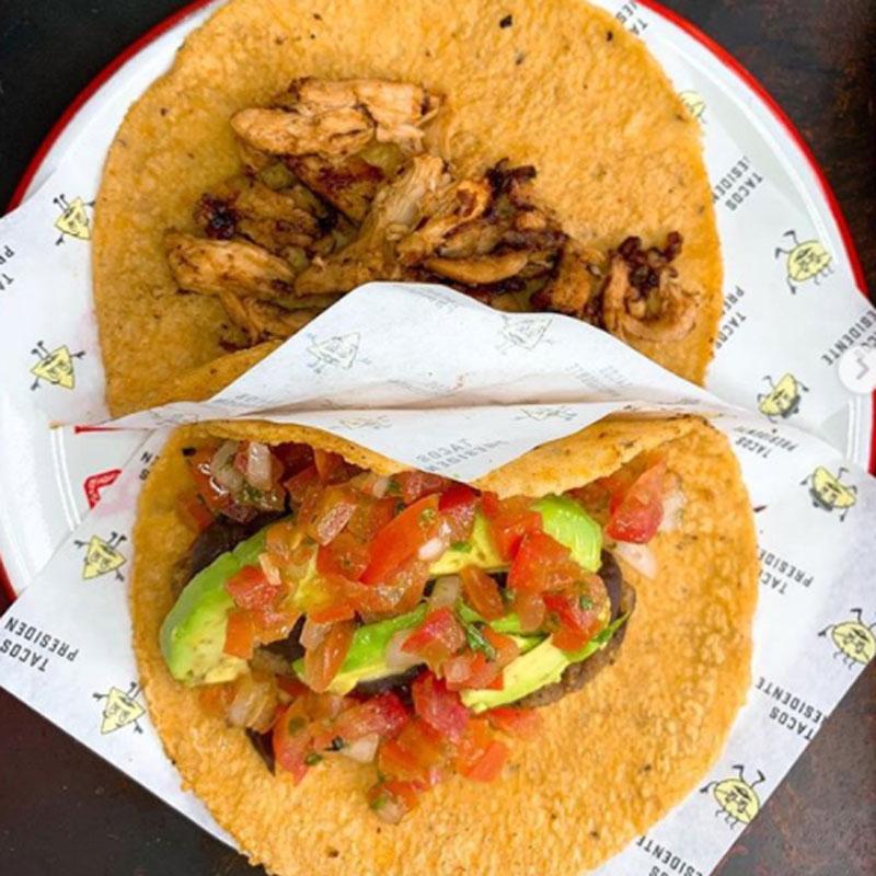 Tacos Presidente