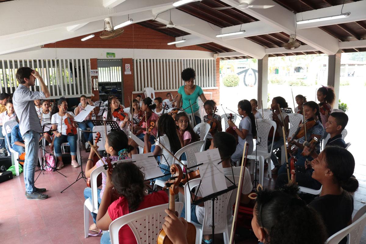 Práctica Orquestal Urabá