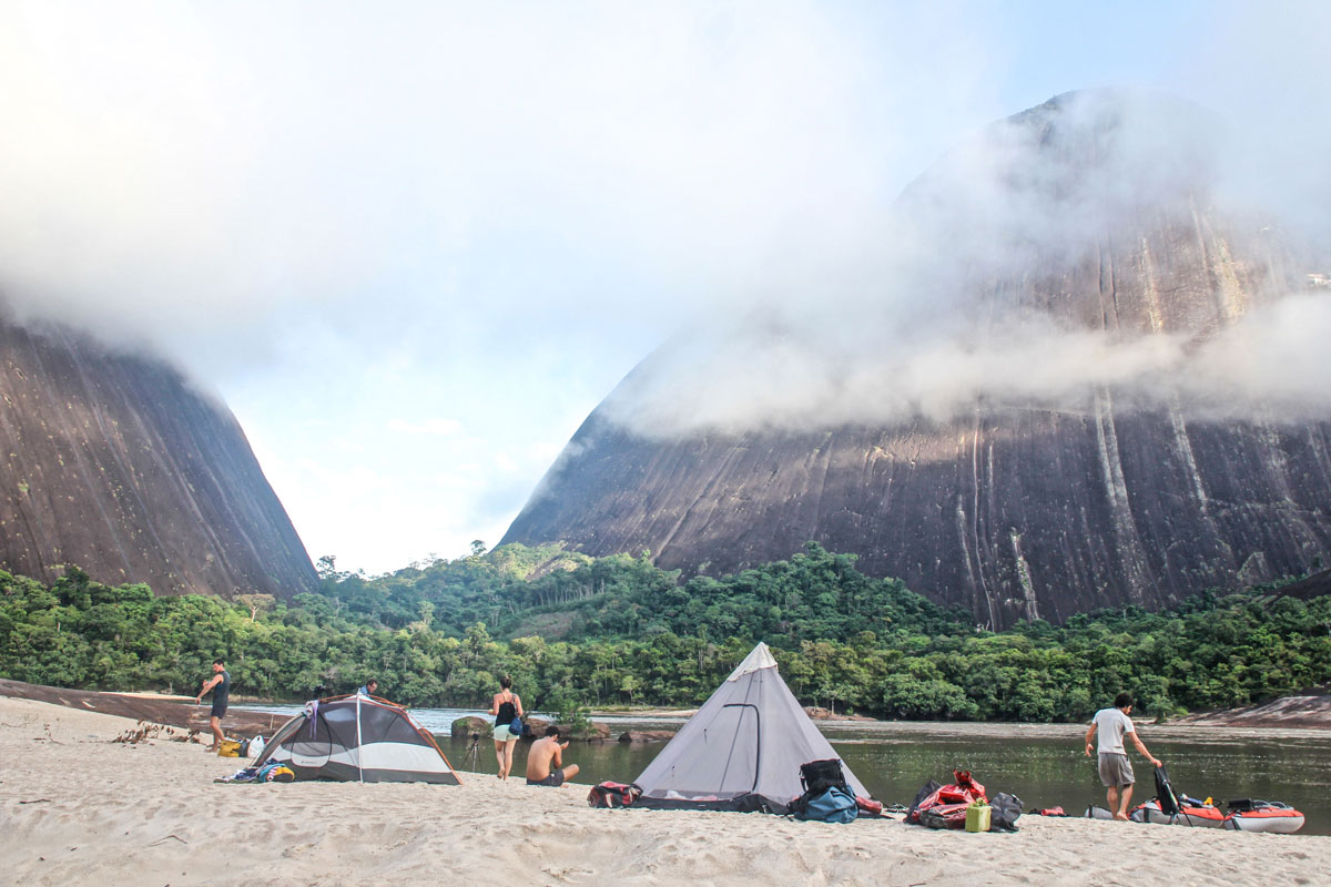 Mavecure, destinos de paz en Colombia