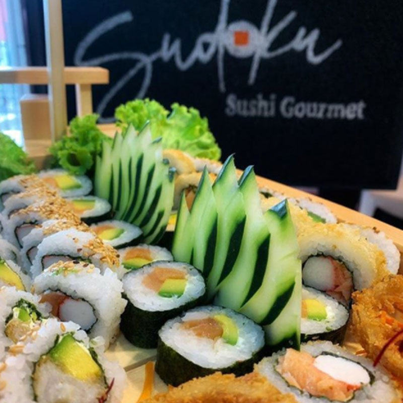 Sudoku, sushi
