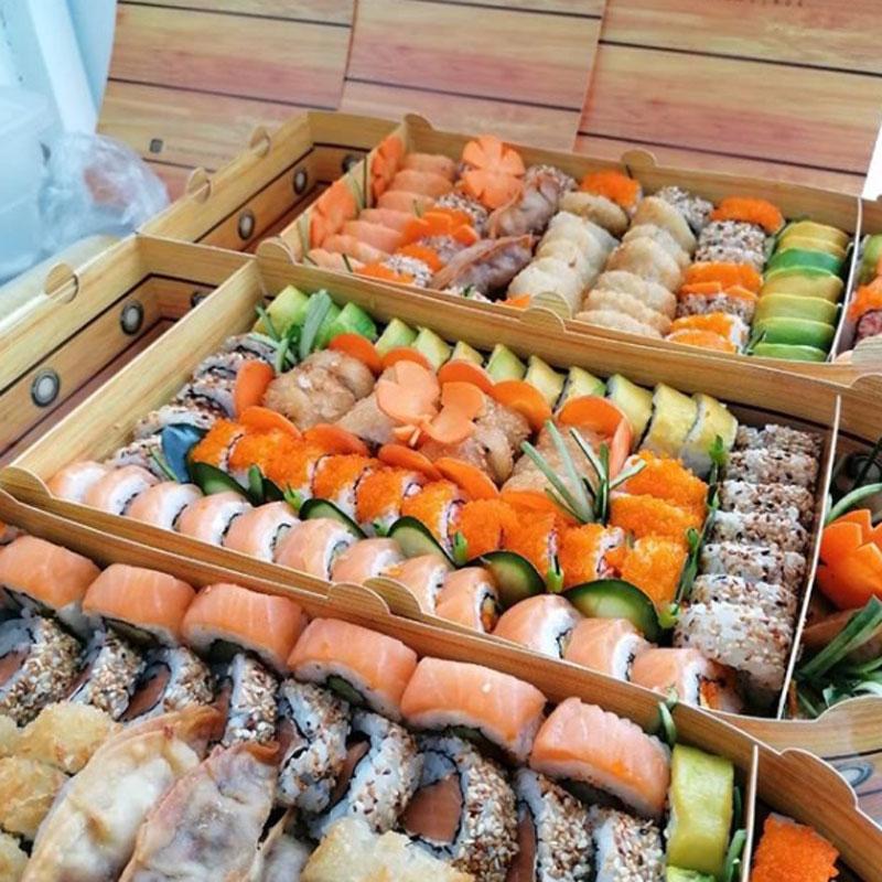 Virtual Sushi Fest