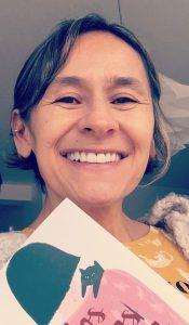 Cristina Valdés: autora