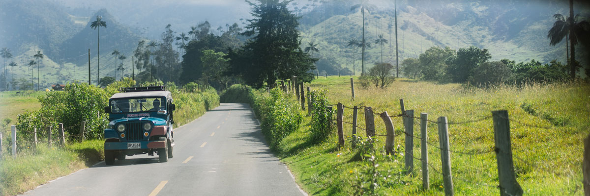 viajar por carretera