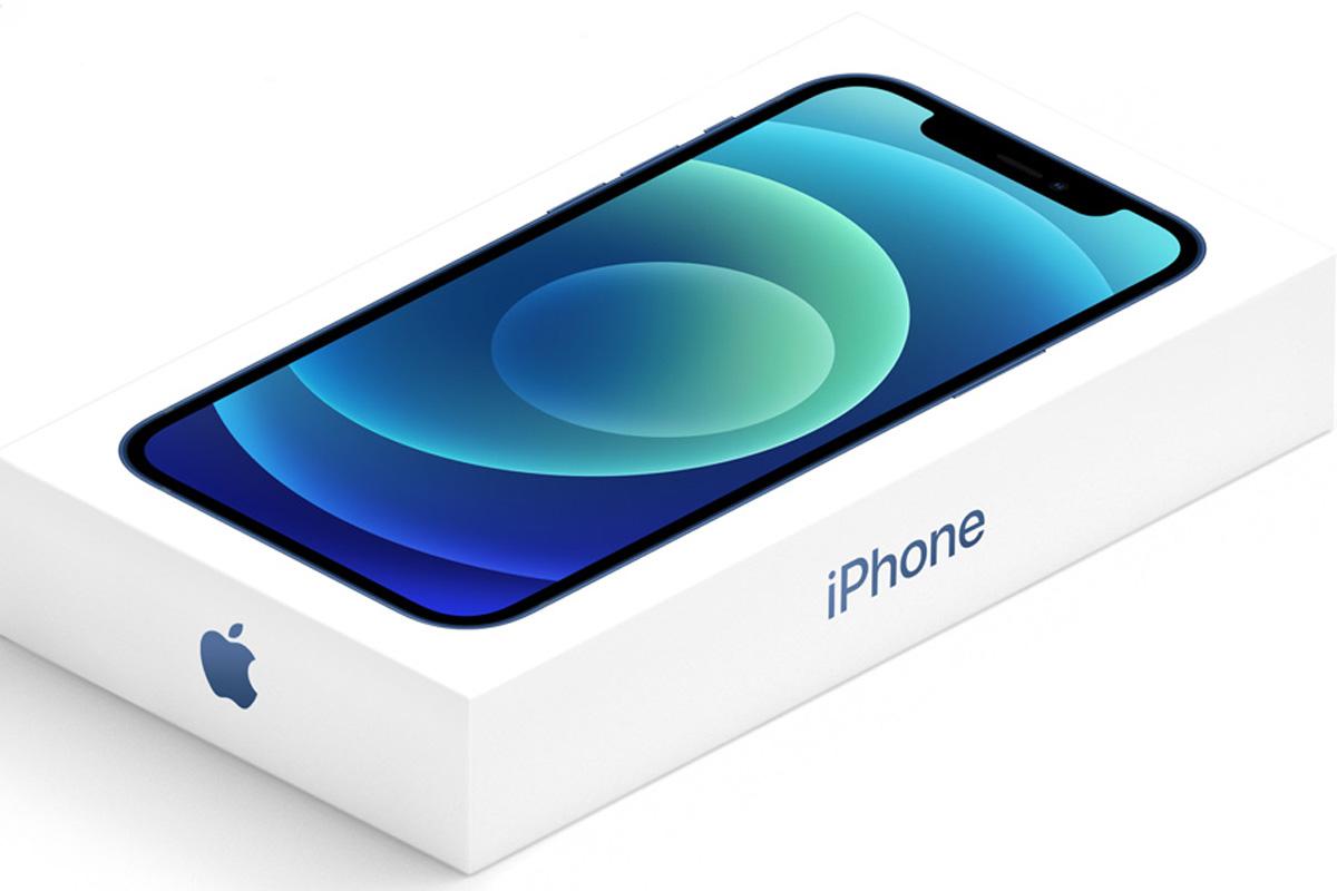 iPhone 12 caja