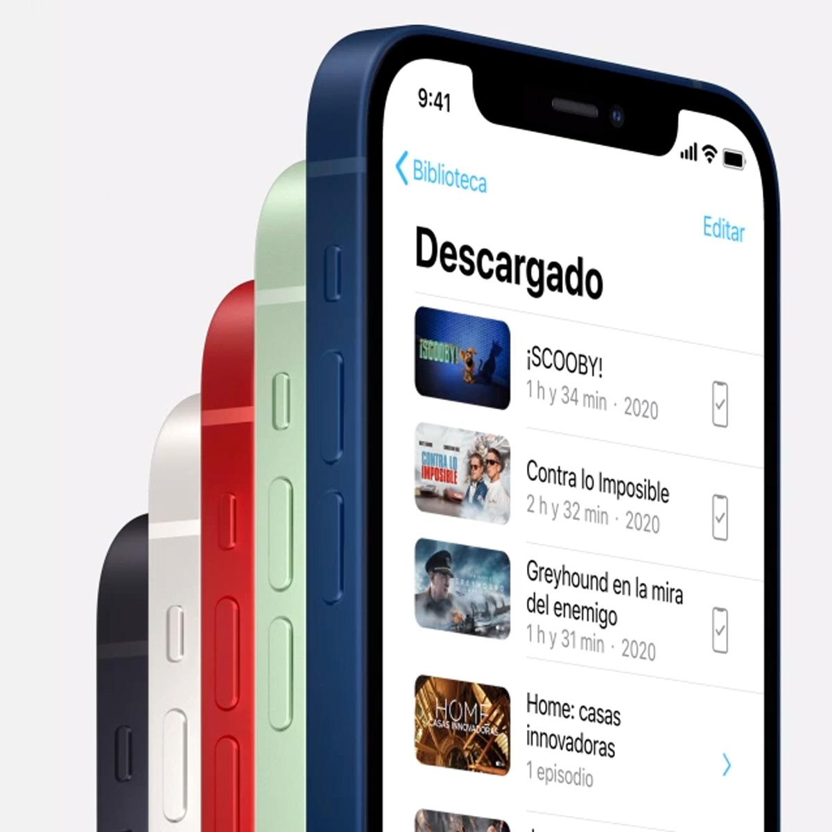 pantalla iPhone 12