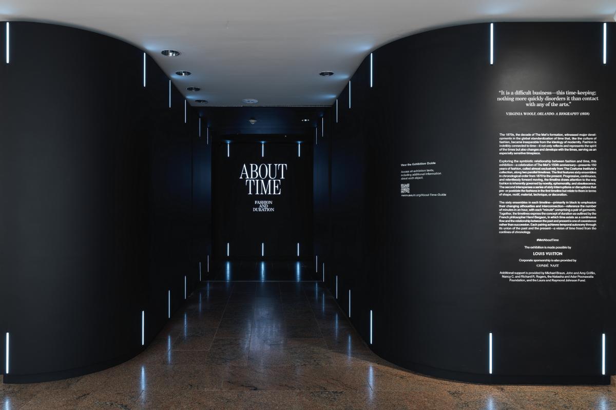 Sala de exposición Met