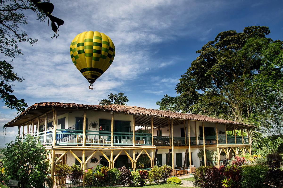 Hacienda Quindío