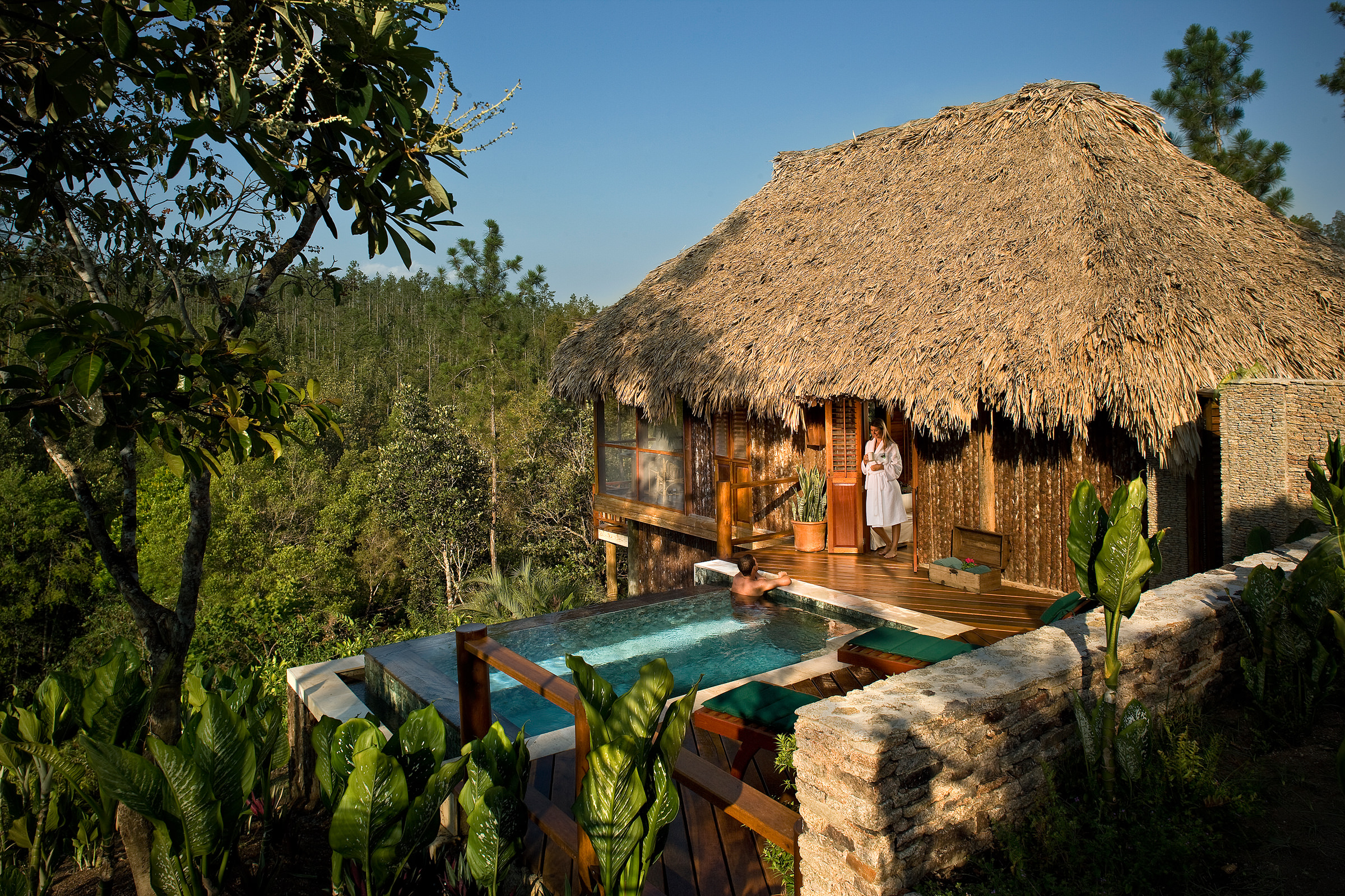 Lodge ecosostenible