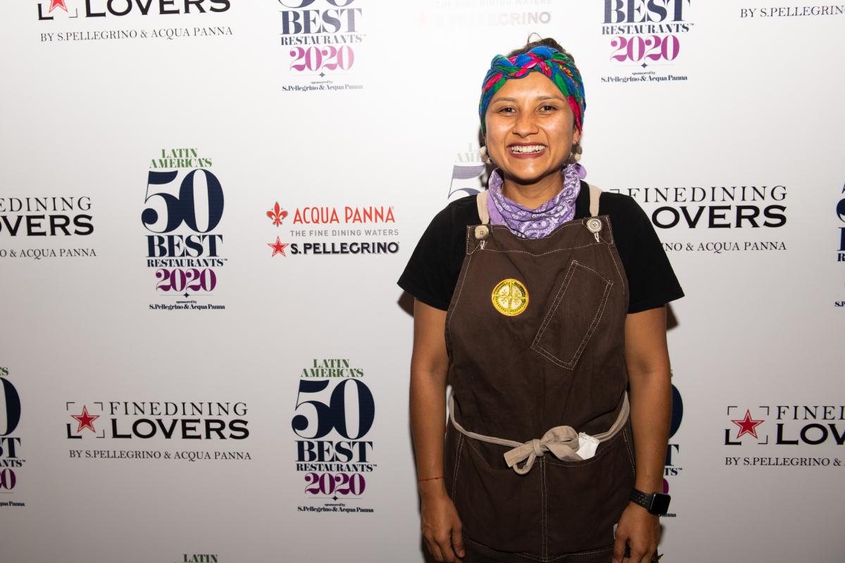 Jennifer Rodríguez Chef