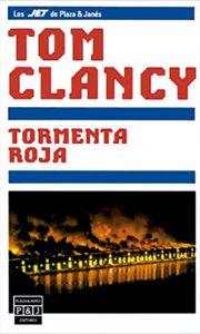 Biblioteca de Nicolás Martínez Tormenta Roja, Tom Clancy