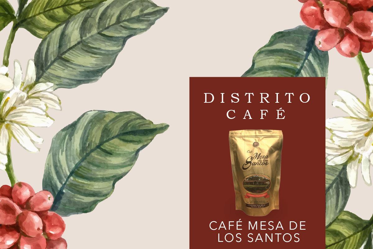 Café Mesa de los Santos
