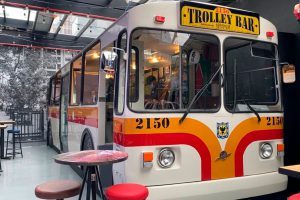 Trolley bar Mercado del Chicó