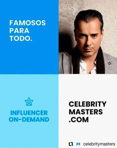 Celebrity Masters